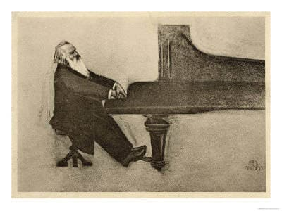 Brahms at the Piano