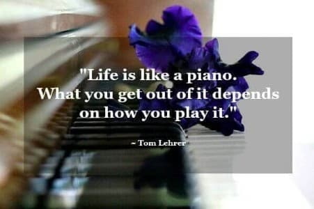 29 Timeless Piano Quotes For Inspiration And Motivation