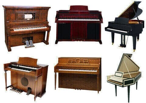 History of Piano: Keyboard Instruments from the Renaissance and Baroque Era