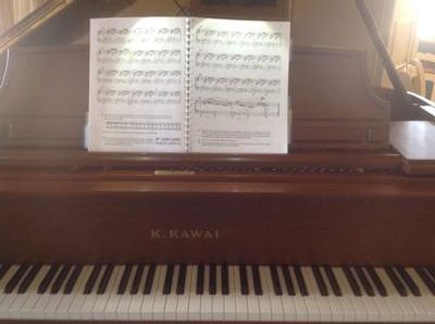 My Beloved Piano