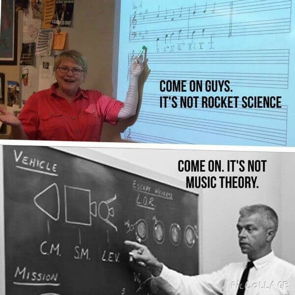 Why Learning Music Theory?