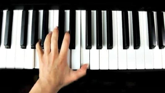 Learn Piano Chord Inversions In Major And Minor With Printable Charts