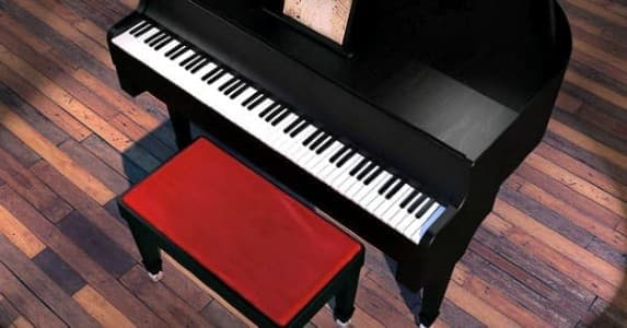 Printable Piano Keyboard Diagram
