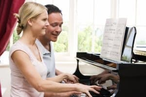 How to find a piano teacher